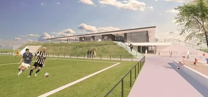 Herinrichting Sportpark De Boekhorst én sportpark vv SJC