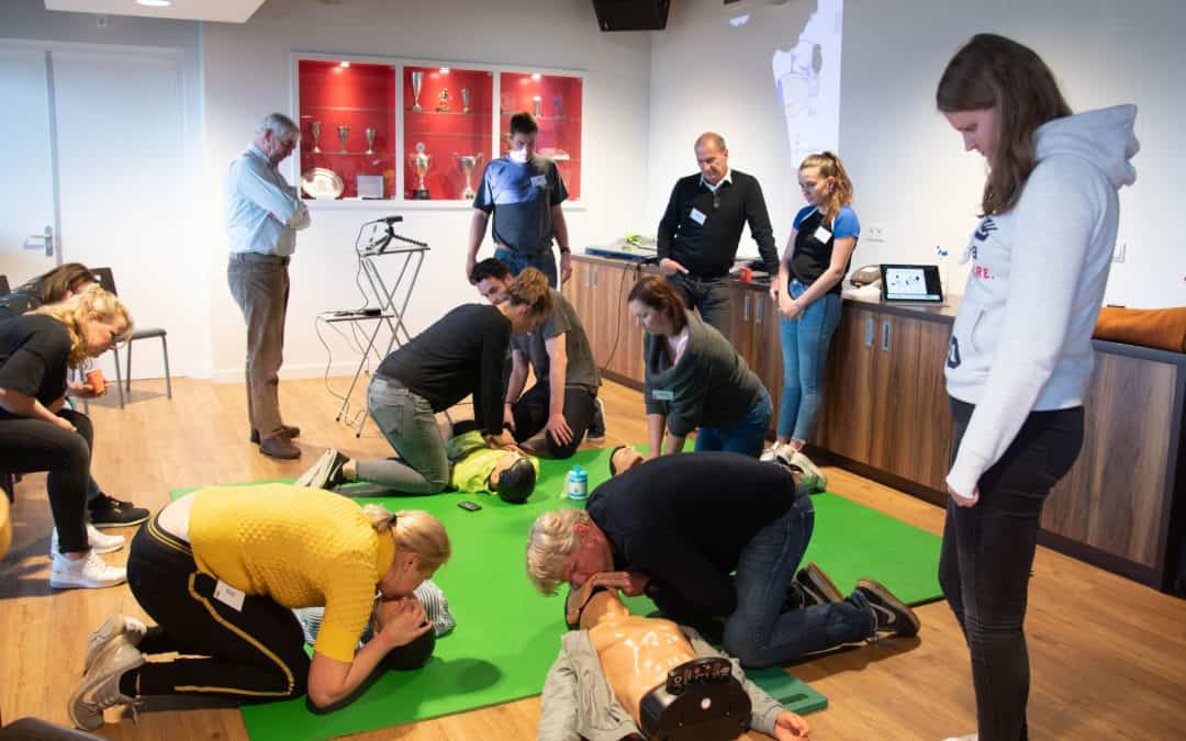 AED daar red je levens mee!
