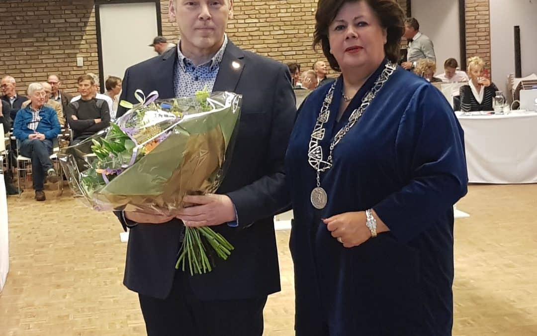 Eric Berg volgt Bene Timmer op in de gemeenteraad
