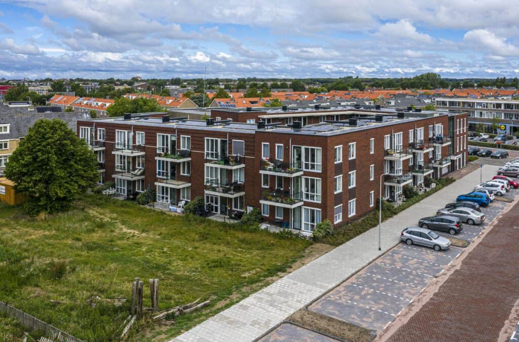 Nieuwbouwappartementen Van der Mortelstraat